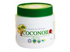 Organic Virgin Coconut Oil 460g